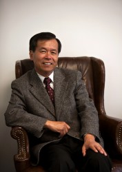 Tetsuo Ashizawa, M.D., is the chairman and the Melvin Greer professor of the department of neurology.