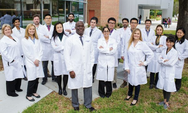 Brain Tumor Therapy team honored at annual SNO meeting